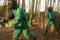 Partie de paintball (350 billes) en Haute-Normandie