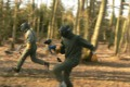 Partie de paintball (500 billes) en Haute Normandie